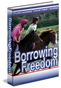 Borrowing Freedom: A Guide to Purchasing Your First Horse