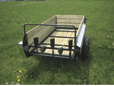 Horse Manure Management, Manure Spreader